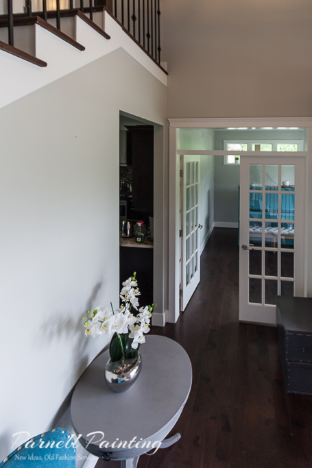 grey-colour-paint-entry-way-foyer