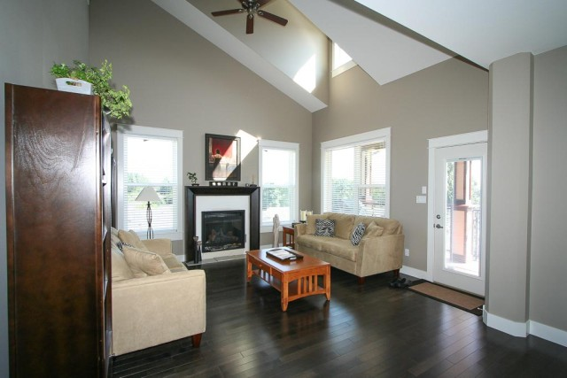 nanaimo-town-house-professionally-painted-modern-grey-colour-scheme