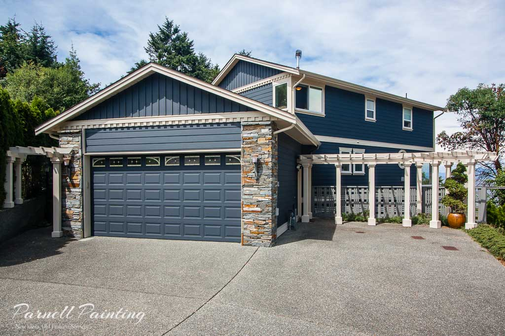 Nanaimo Exterior Painting Photos