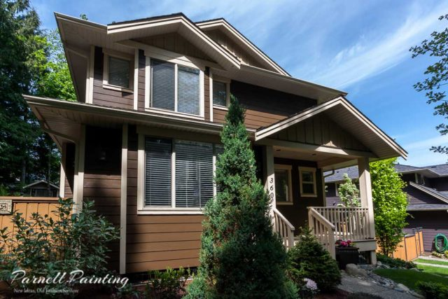 Paint sheens explained for Best sheen for exterior paint